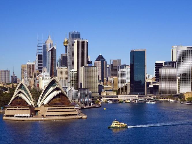 Nhà giàu Trung Quốc mang tiền đổ xô sang Australia đầu tư và mua nhà ảnh 3