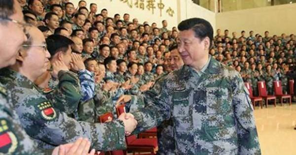 """Bài 3: """"Văn kiện bom tấn"""": cuối năm 2018 đình chỉ toàn bộ hoạt động dịch vụ thu tiền trong quân đội Trung Quốc ảnh 1"""