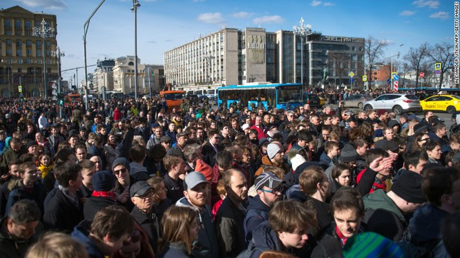 Xã hội công dân ở Nga: Những bước đi đầu tiên khả quan ảnh 2