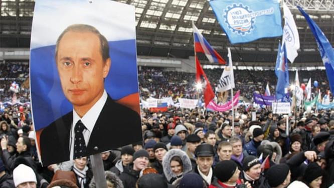 Xã hội công dân ở Nga: Những bước đi đầu tiên khả quan ảnh 3