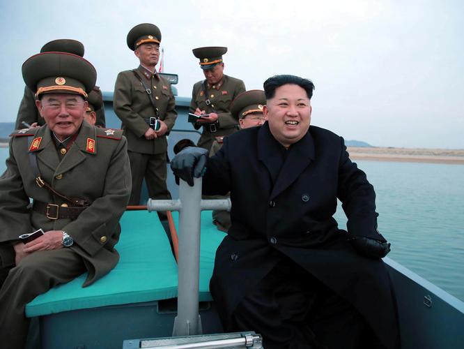 """Bài 2: Cuộc gặp tất yếu hay """"vế đối"""" Kim- Trump ảnh 2"""
