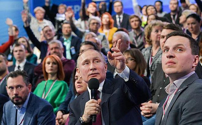 Xã hội công dân ở Nga: Những bước đi đầu tiên khả quan ảnh 1