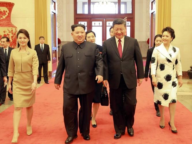 Phía sau chuyến thăm Trung Quốc lần thứ 3 của nhà lãnh đạo Triều Tiên Kim Jong Un ảnh 1