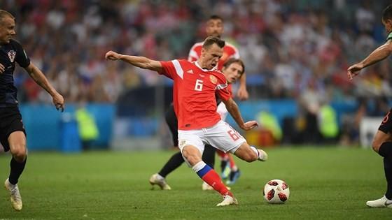 Nga - Croatia 2-2 (3-4 pen): Croatia xuất sắc vào bán kết ảnh 2