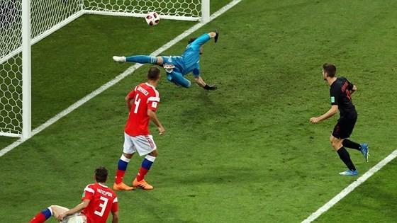 Nga - Croatia 2-2 (3-4 pen): Croatia xuất sắc vào bán kết ảnh 3