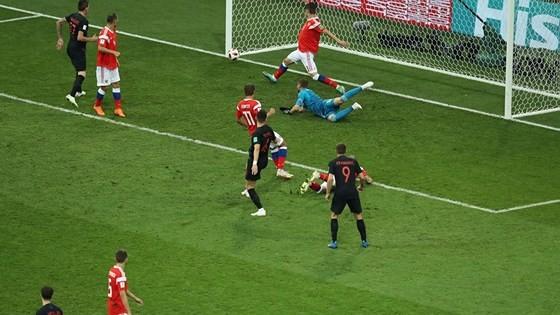 Nga - Croatia 2-2 (3-4 pen): Croatia xuất sắc vào bán kết ảnh 4