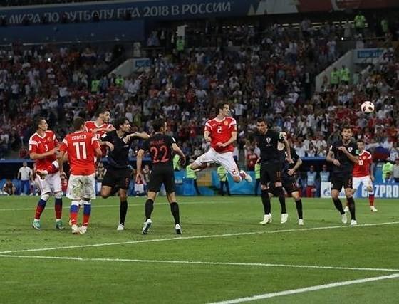 Nga - Croatia 2-2 (3-4 pen): Croatia xuất sắc vào bán kết ảnh 5