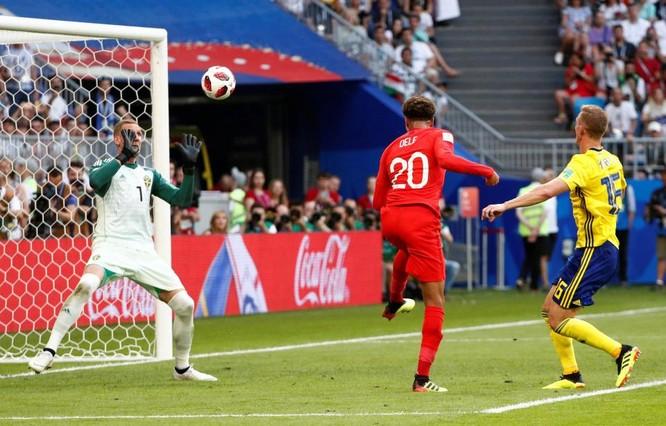 Anh- Thụy Điển (2-0): Giấc mơ của bầy sư tử trẻ ảnh 3
