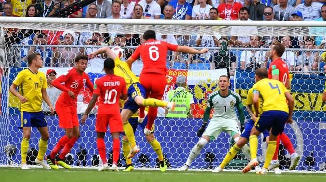 Anh- Thụy Điển (2-0): Giấc mơ của bầy sư tử trẻ ảnh 1