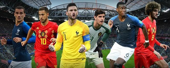Đội tuyển Bỉ: vô địch hoặc không bao giờ ảnh 3