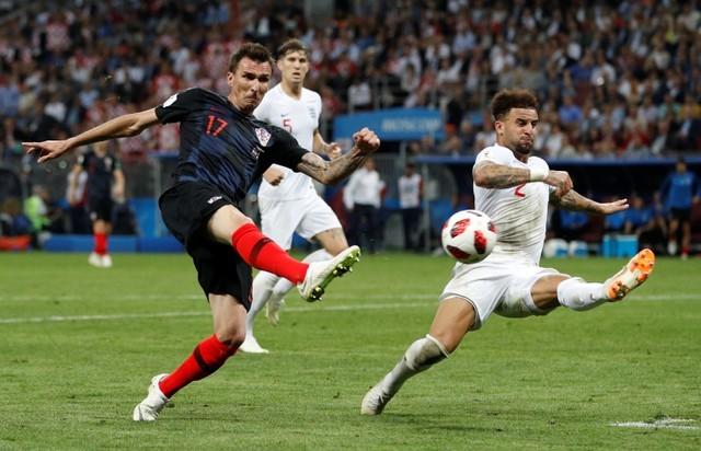 Lội ngược dòng thành công, Croatia vào chung kết ảnh 2