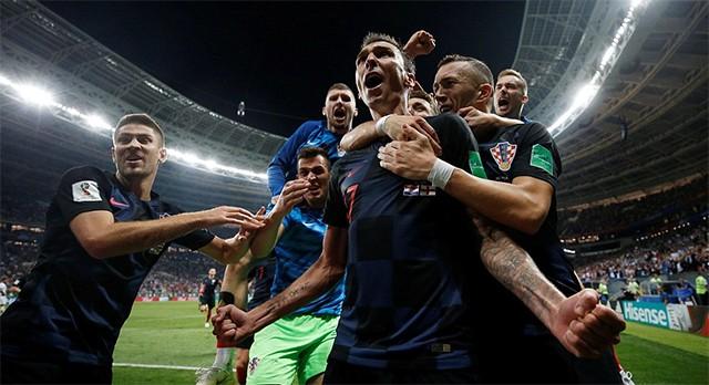 Lội ngược dòng thành công, Croatia vào chung kết ảnh 3