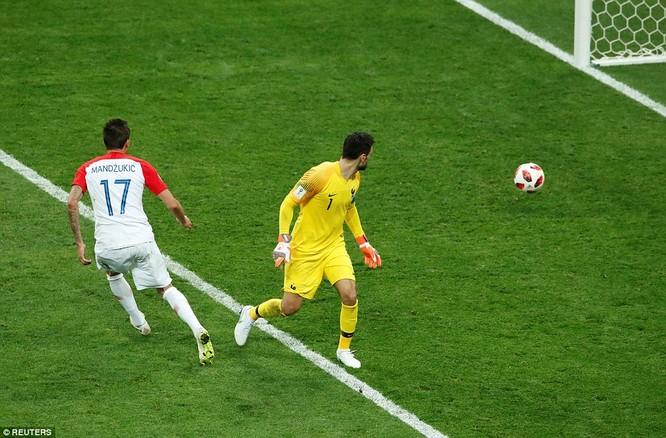 Thắng thuyết phục Croatia, Pháp vô địch World Cup 2018 ảnh 3