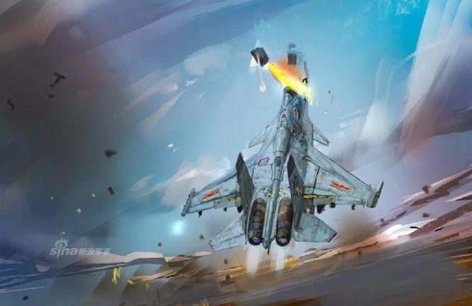 Trung Quốc sẽ loại bỏ máy bay cất hạ cánh trên hạm J-15, vì sao? ảnh 2