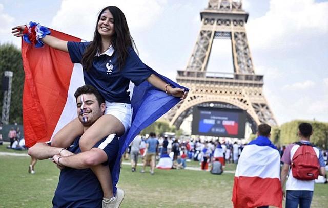 Thắng thuyết phục Croatia, Pháp vô địch World Cup 2018 ảnh 5