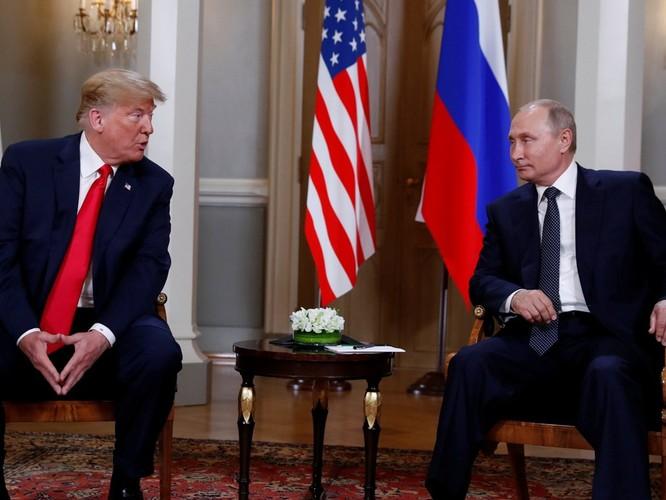 Bất chấp mọi trở ngại để gặp Putin, mục đích của ông Donald Trump là gì? ảnh 1