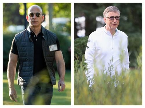 Ông chủ Amazon - Jeff Bezos trở thành người giàu nhất thế giới ảnh 4