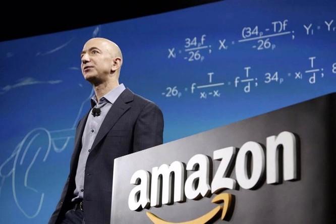 Ông chủ Amazon - Jeff Bezos trở thành người giàu nhất thế giới ảnh 3