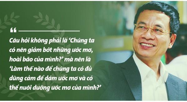 Giao quyền Bộ trưởng Bộ Thông tin và Truyền thông cho Tướng Nguyễn Mạnh Hùng ảnh 1