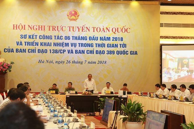 Bộ trưởng Tô Lâm: Hàng hóa giả, học hành giả làm dân mất lòng tin ảnh 1