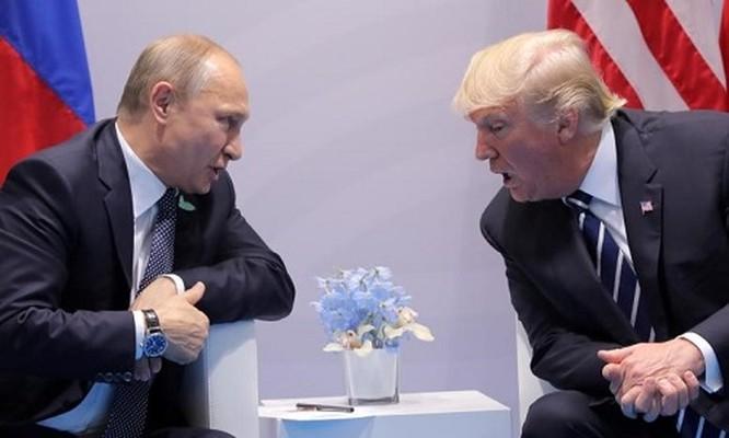 Bài 1: Donald Trump, Tập Cận Bình và Putin đang tháo ra để lắp lại nền chính trị thế giới ảnh 4