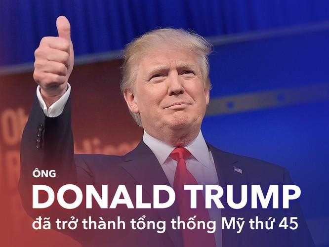 Kỳ 2: Cái vĩ đại của D. Trump chính là làm chủ một cách thực sự nền chính trị Hoa Kỳ ảnh 1