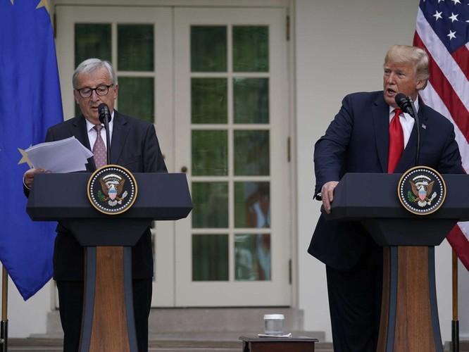 """Trung Quốc bất ngờ, bối rối trước sự """"liên kết phá Trung"""" của Mỹ và EU ảnh 1"""