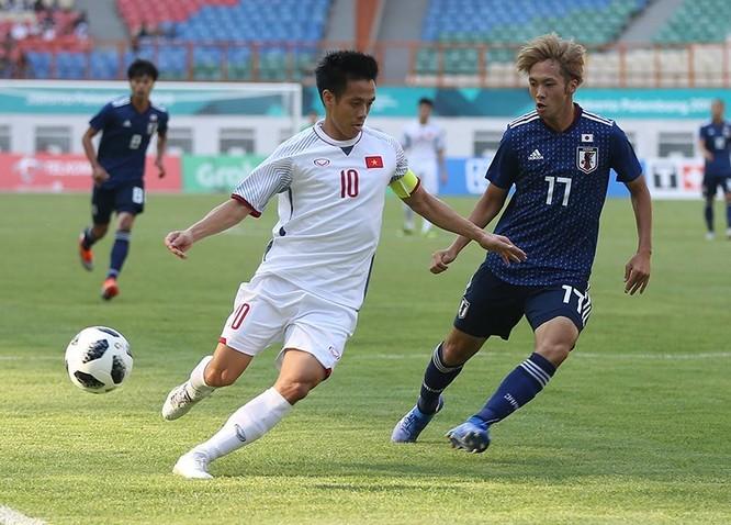 U23 VN - U23 Nhật Bản (1-0): Chiến thắng vì danh dự ảnh 1