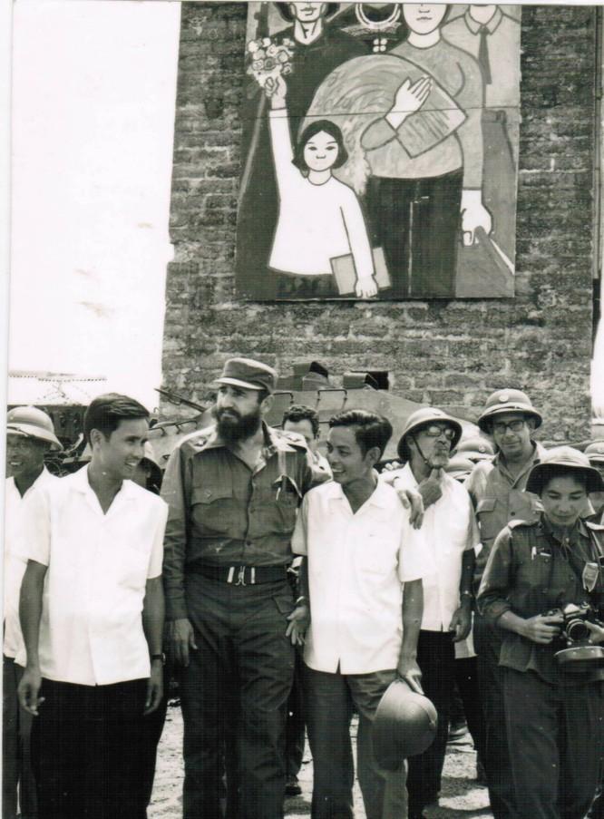 """Bài 2: Fidel Castro: """"Dân tộc Việt Nam là tấm gương phi thường nhất về chủ nghĩa anh hùng"""" ảnh 2"""