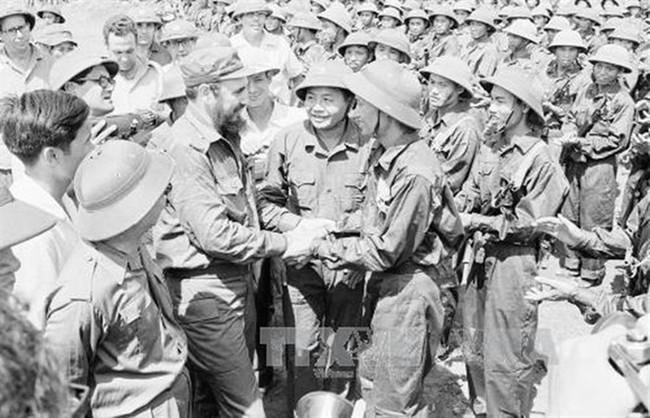 """Bài 2: Fidel Castro: """"Dân tộc Việt Nam là tấm gương phi thường nhất về chủ nghĩa anh hùng"""" ảnh 4"""
