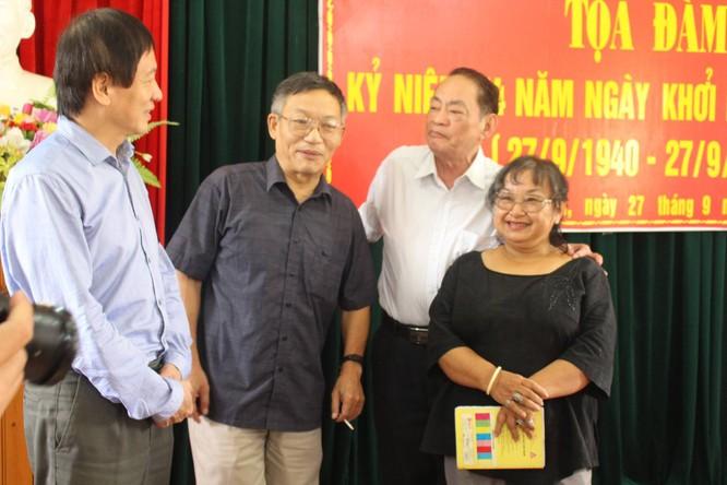 """Chu Văn Tấn - """"Người anh cả của lực lượng du kích quân Việt Nam"""" ảnh 4"""