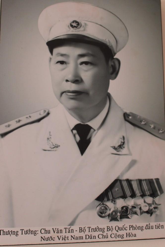 """Chu Văn Tấn - """"Người anh cả của lực lượng du kích quân Việt Nam"""" ảnh 5"""