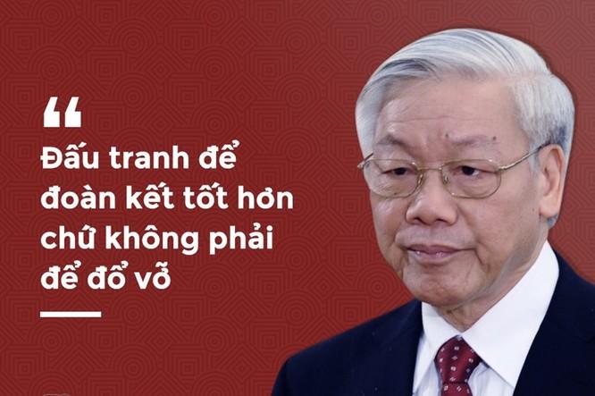 """Tổng bí thư, Chủ tịch nước Nguyễn Phú Trọng là mẫu người """"cần, kiệm, liêm chính, chí công, vô tư"""" ảnh 4"""