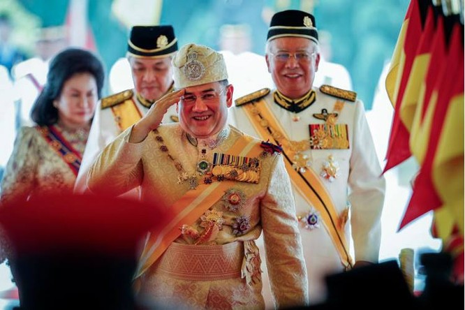 Quốc vương Malaysia cưới Hoa hậu Moskva ảnh 3