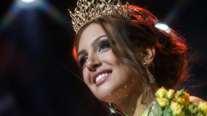 Quốc vương Malaysia cưới Hoa hậu Moskva ảnh 5