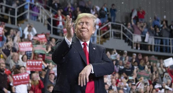 Bài 1: Luận tội Tổng thống D. Trump là có thể, nhưng lật ông là không tưởng? ảnh 2
