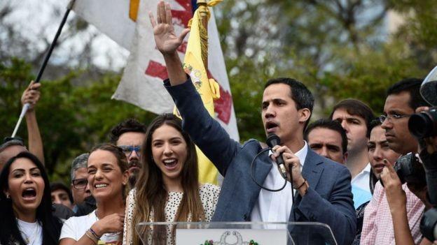 Kịch bản nào cho Venezuela? ảnh 1
