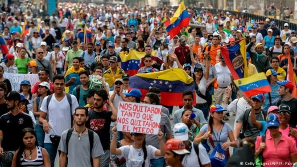 Kịch bản nào cho Venezuela? ảnh 6