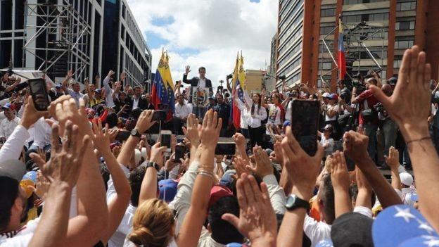 Kịch bản nào cho Venezuela? ảnh 4