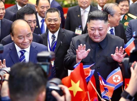 Nâng quan hệ Việt Nam - Triều tiên lên một tầm cao mới ảnh 1