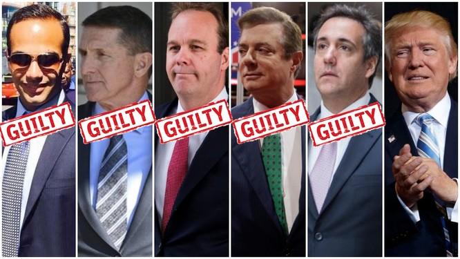Liệu Tổng thống Mỹ Donald Trump có thể bị luận tội và phế truất? ảnh 4