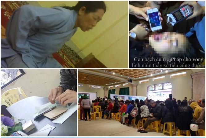 Quảng Ninh: Yêu cầu xác minh chùa Ba Vàng bị tố thu trăm tỷ từ truyền vong báo oán ảnh 1