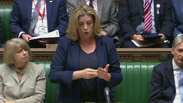 Nữ Bộ trưởng Quốc phòng đầu tiên trong lịch sử Vương quốc Anh là ai? ảnh 1