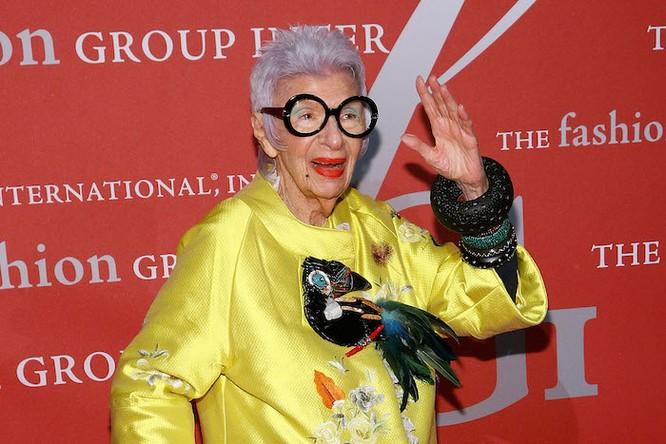 """Cụ bà 97 tuổi - """"con chim quý"""" của thế giới thời trang ảnh 6"""