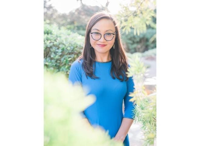 Tammy Trần- người gốc Việt duy nhất lọt vào danh sách 100 người có tầm ảnh hưởng lớn nhất California ảnh 1