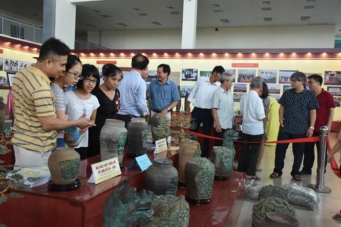 """Gần 10.000 hiện vật trưng bày tại triển lãm """"Thanh Hóa xưa và nay"""" ảnh 2"""