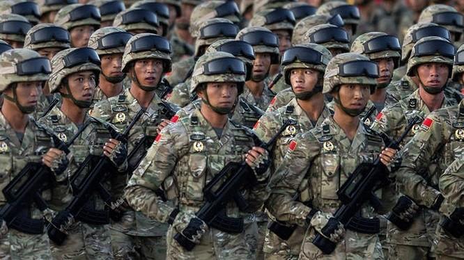 Tình báo Mỹ: Trung Quốc đang tăng cường quân sự nhằm đánh chiếm Đài Loan ảnh 1