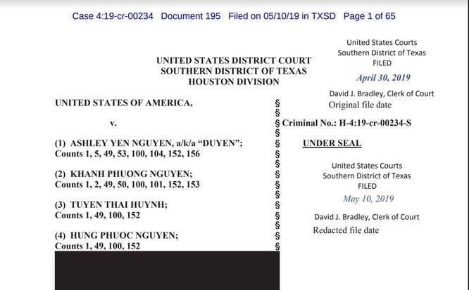 Mỹ bắt 50 người trong đường dây kết hôn giả 70.000 USD do người Việt cầm đầu ảnh 1