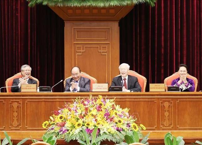 Hội nghị TƯ lần này có ý nghĩa rất quan trọng đối với việc hoàn thành nhiệm vụ chính trị của Ban Chấp hành Trung ương Khóa XII ảnh 1