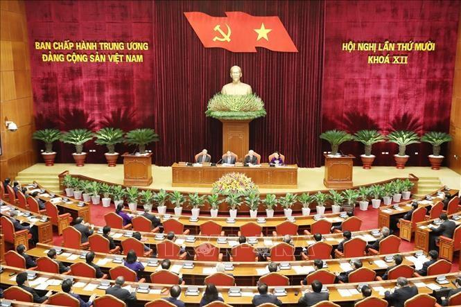 Hội nghị TƯ lần này có ý nghĩa rất quan trọng đối với việc hoàn thành nhiệm vụ chính trị của Ban Chấp hành Trung ương Khóa XII ảnh 2